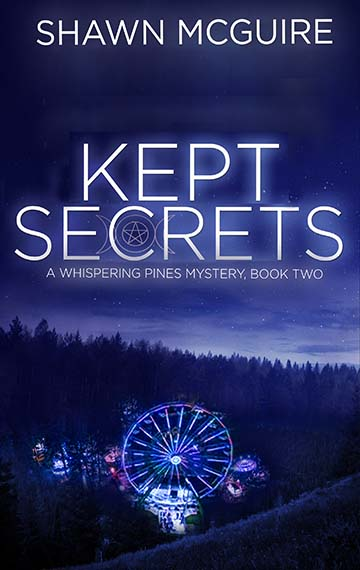 Kept Secrets: A Whispering Pines Mystery, Book Two